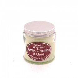 Apple Cinnamon & Clove Simplicity Jar Candles Small 120ml