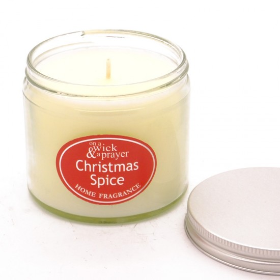 Christmas Spice Simplicity Jar Candle Large 250ml