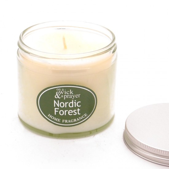 Nordic Forest Simplicity Jar Candle Large 250ml