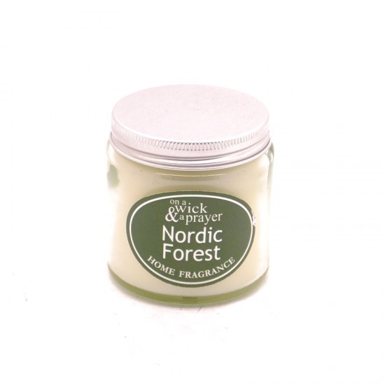 Nordic Forest Simplicity Jar Candles Small 120ml
