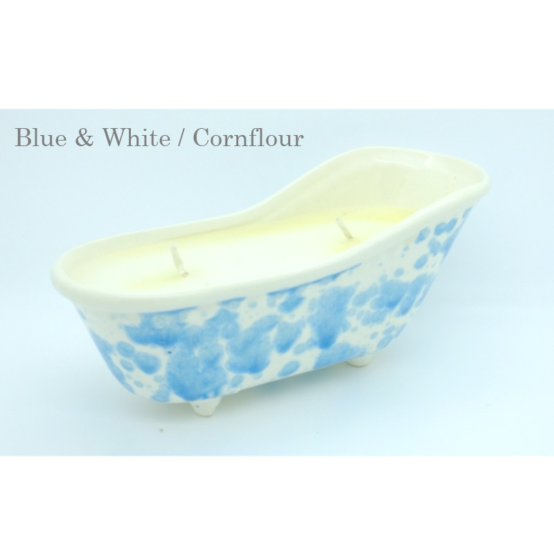 Victorian Bath Tub candles