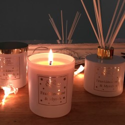 MULTIBUY OFFER - Frankincense & Myrrh Candle and Reed Diffuser
