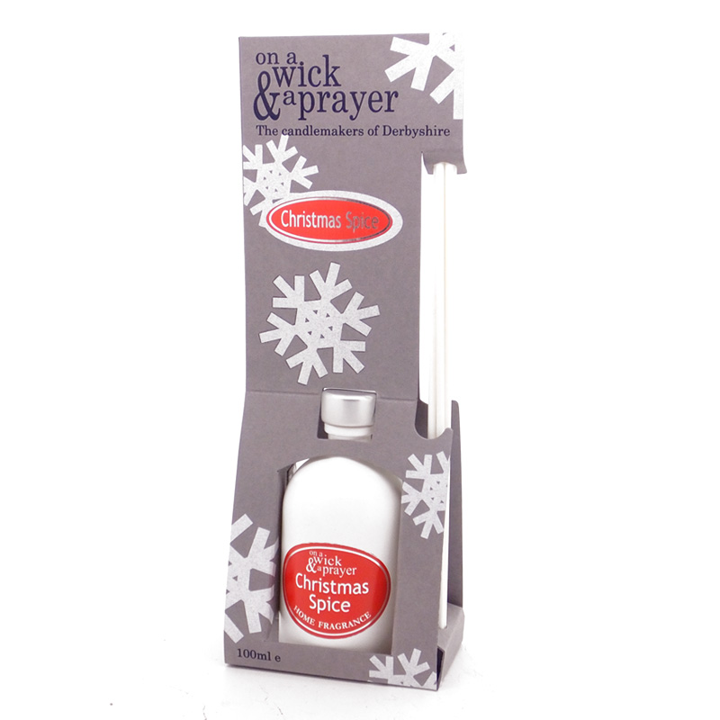 Christmas Spice Festive Reed Diffuser