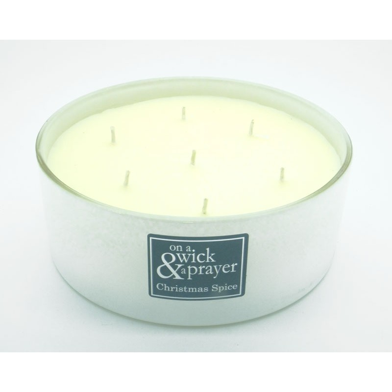 Christmas Spice Multi Wick Candle