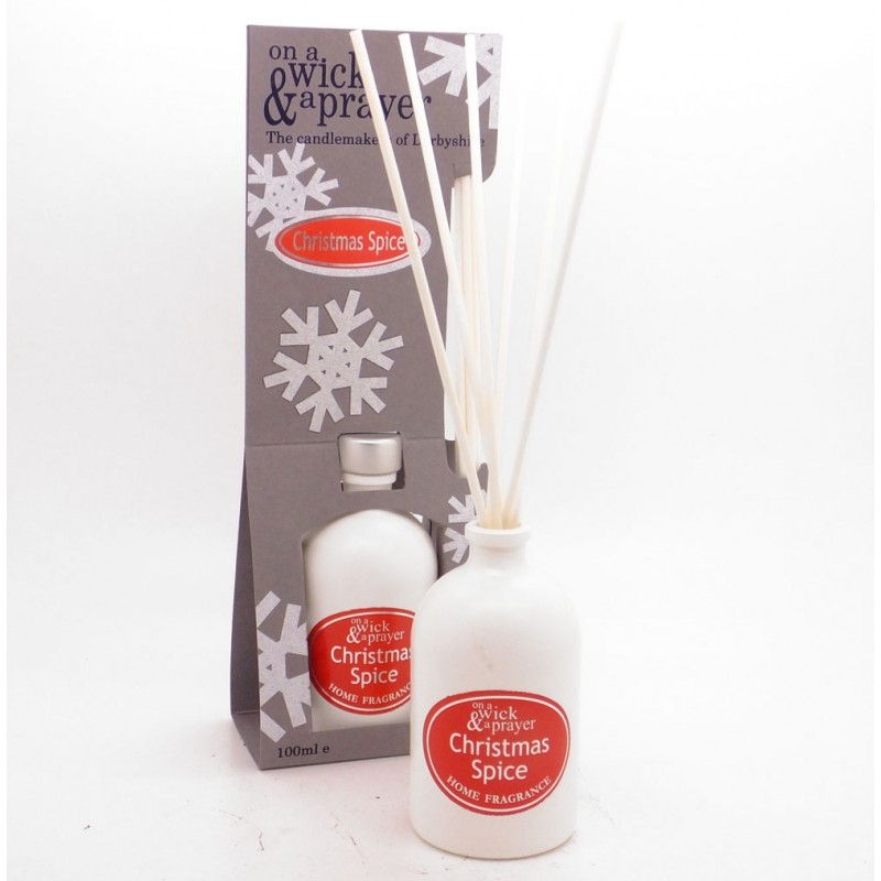 2 for £25 Festive Scented Reed Diffusers
