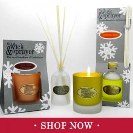 Christmas Snowflake Luxury Range