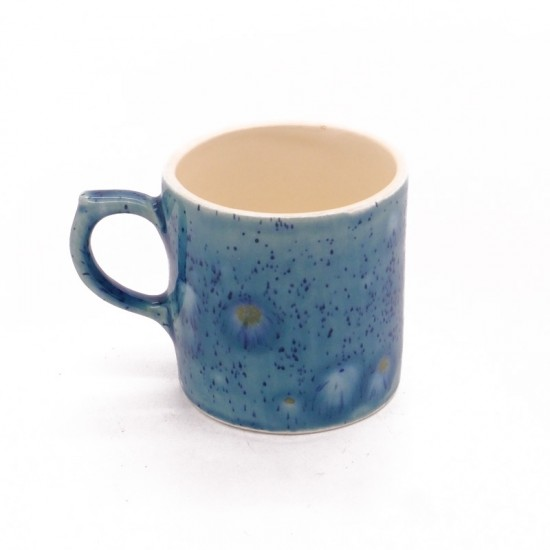 Coffee Can in Mermaid Blue