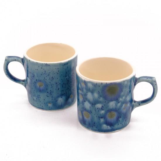 Coffee Lovers Set in Mermaid Blue