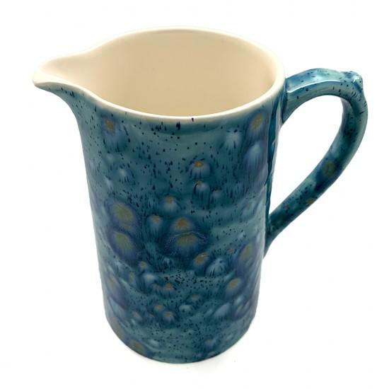 Milk Jug in Mermaid Blue