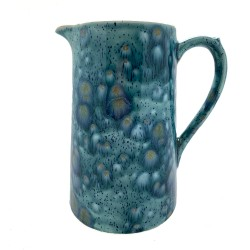 Milk Jug in Mermaid Blue