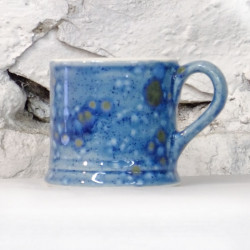 Dovedale Tankard Mug in Mermaid Blue