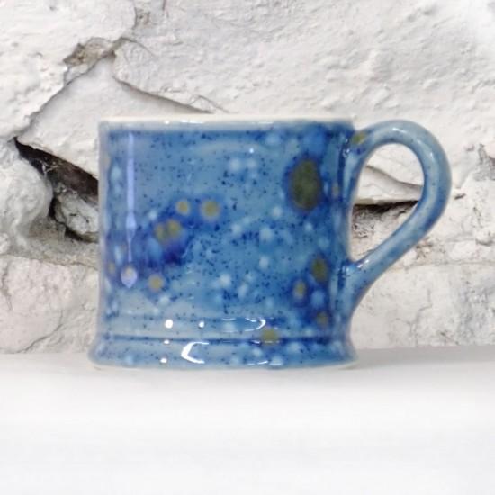 Dovedale Tankard Mug in Mermaid Blue