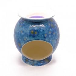 Ceramic Burner in Mermaid Blue