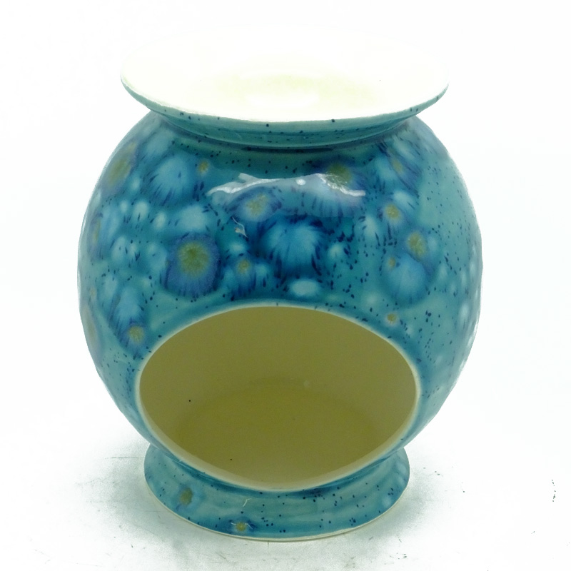 Ceramic Burner in Mermaid Blue