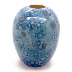 Reed Diffuser - Egg Vase in Mermaid Blue