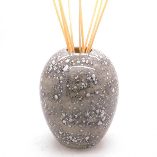 Reed Diffuser - Egg Vase in Dolomitic Grey