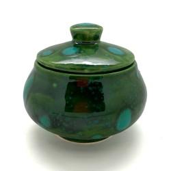 Sugar Bowl in Lava Green