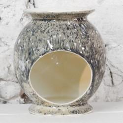 Ceramic Burner in Dolomitic Grey