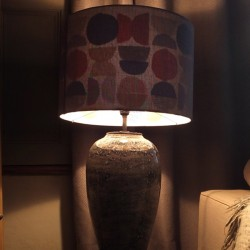 Table Lamp in Dolomitic Grey
