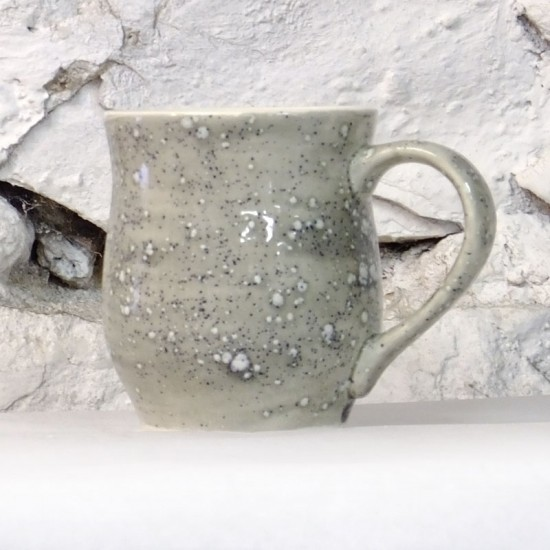 Dovedale Barrel Mug in Dolomitic Grey