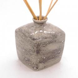 Reed Diffuser - Square Vase in Dolomitic Grey