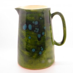 Farmhouse Kitchen Jug in Lava Green