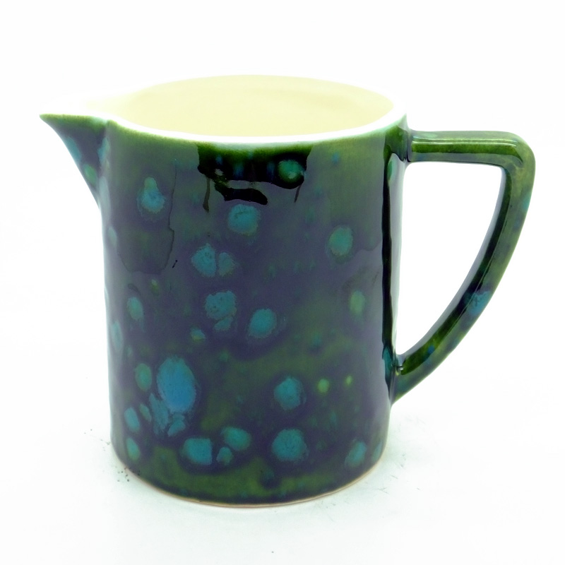 Gravy / Custard Jug in Lava Green