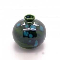 Reed Diffuser - Bud Vase in Lava Green