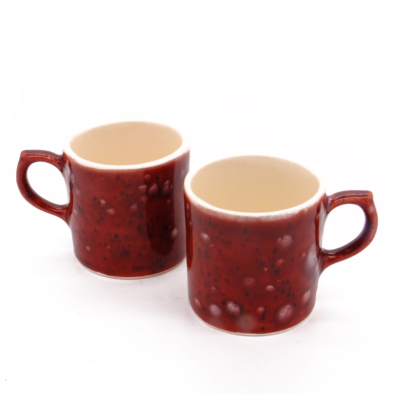 Coffee Lovers Set in Lava Red