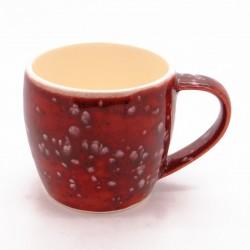 Dovedale Mega Mug in Lava Red