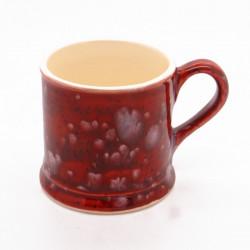 Dovedale Tankard Mug in Lava Red