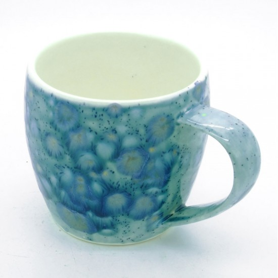 Dovedale Mega Mug in Mermaid Blue