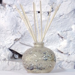 Reed Diffuser - Bud Vase in Dolomitic Grey
