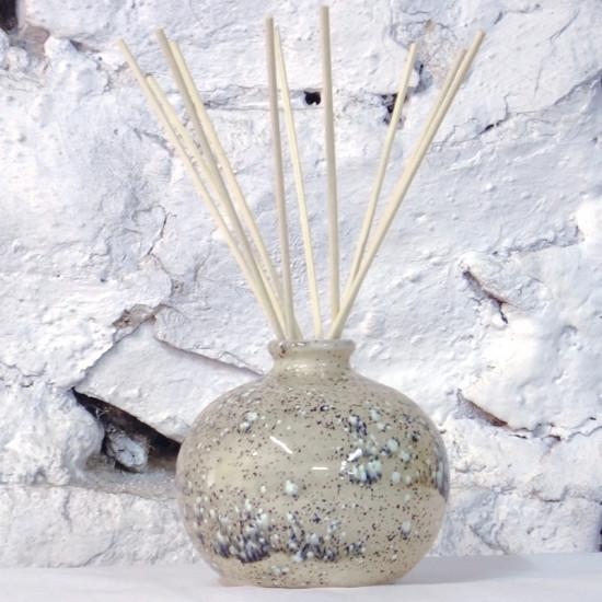 Reed Diffuser - Bud Vase in Dolomitic Grey