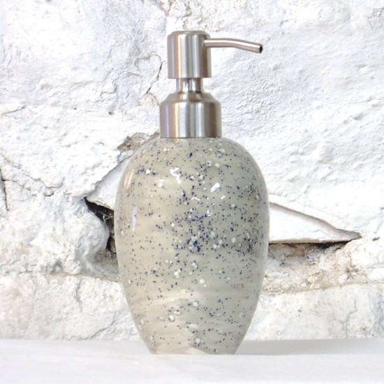 Soap Dispenser in Dolomitic Grey