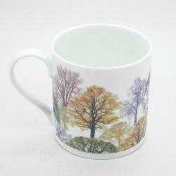 Tall Trees Bone China Mug