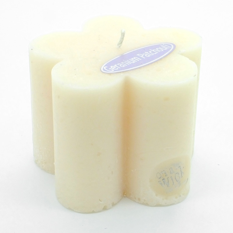 Fragranced Flower Candle