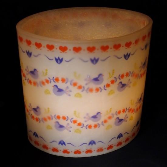 Hygge Hurricane Candle