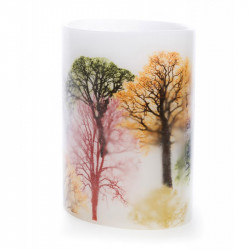 Classic - Tall Trees Hurricane Candle