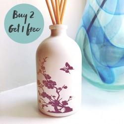 China Garden Reed Diffusers 2 for £20 and get 1 FREE
