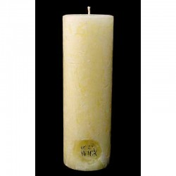 Arabian Jasmine Round Pillar Candles