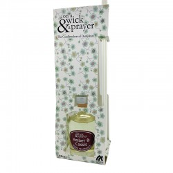 Amber & Cassis Scented Reed Diffuser