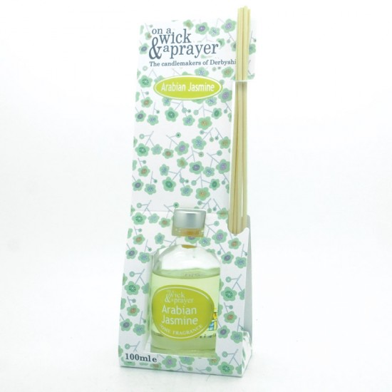 Arabian Jasmine Scented Reed Diffuser