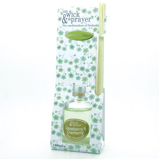 Gooseberry & Cranberry Reed Diffuser
