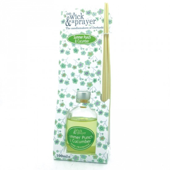 Summer Punch & Cucumber Reed Diffuser