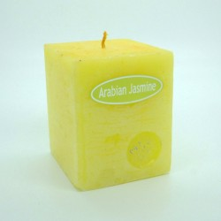 Arabian Jasmine Square Candles