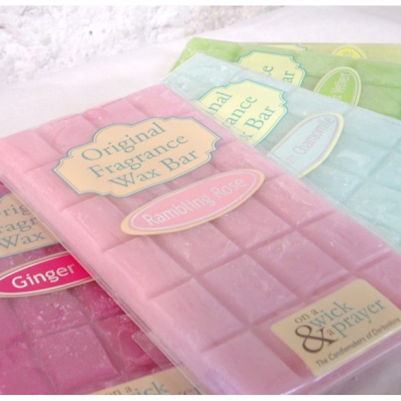 Multibuy Offer - 4 Wax Bars for £10