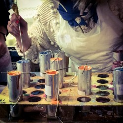 Candle Making Workshop Saturday 11th September