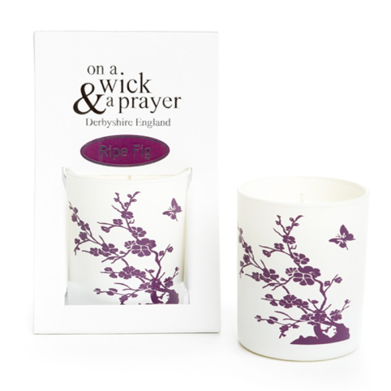 China Garden 2015 - Ripe Fig scented candle