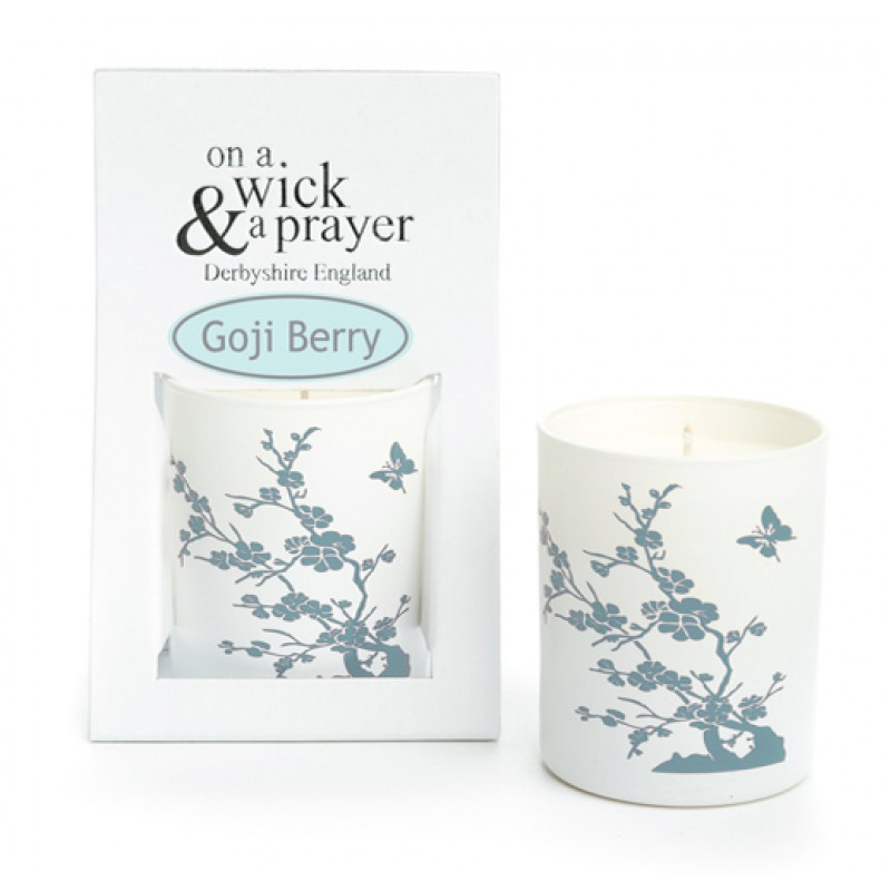 China Garden 2015 - Goji Berry scented candle